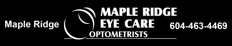 Maple Ridge Eye Care Optometrists