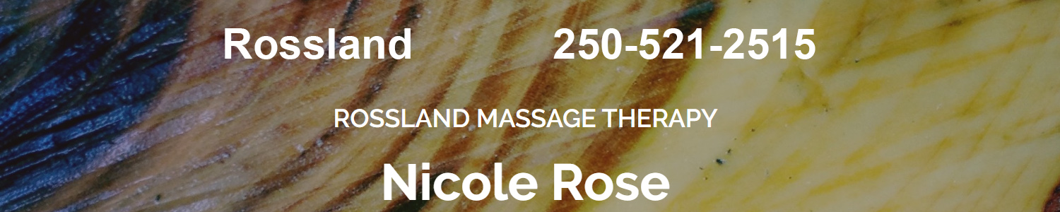 Rossland Massage Therapy