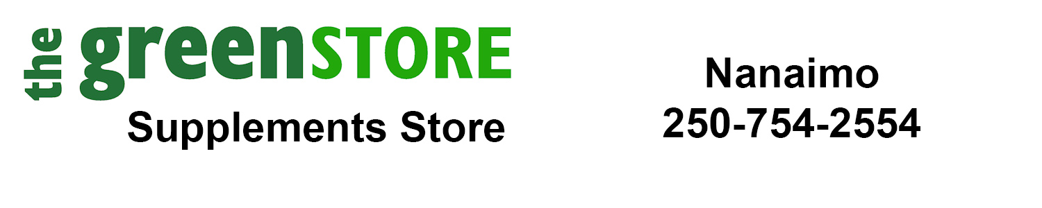 The Green Store - Supplements Store